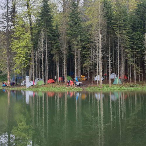 İstanbul Doğa Torkul Cadır Kampı